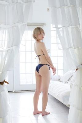 Kokoro Shinozaki swimsuit bikini gravure Kokoro no mama ni 2021008