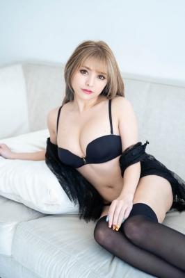 Usatani paisen black swimsuit bikini glamorous sexy body Vol2 2021004