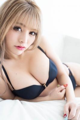 Usatani paisen black swimsuit bikini glamorous sexy body Vol2 2021005