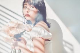 Hina Kagei Tonchikisakina Swimsuit Bikini Gravure Soft and loved skin like cherry blossoms 2021011