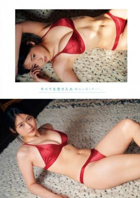 Momoka Ishida Swimsuit Bikini Gravure The cutest soft skin beautiful girl 2021009