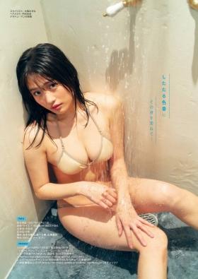 Momoka Ishida Swimsuit Bikini Gravure The cutest soft skin beautiful girl 2021011