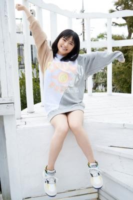 Ayumu Okada swimsuit bikini gravure Not only cute Vol1 2021002