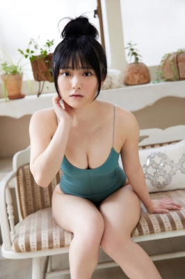 Ayumu Okada swimsuit bikini gravure Not only cute Vol1 2021009