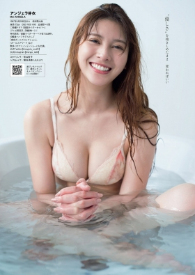 Angela Mei swimsuit bikini gravure 23 year old girl fascinated transformation into an adult 2021007