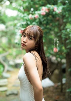 Hikari Kuroki swimsuit bikini gravureBefore you know it, spring will be 2021004