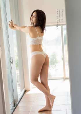 Yume Hayashi swimsuit bikini gravure Amazing proportions are the ideal type for girls 2021005