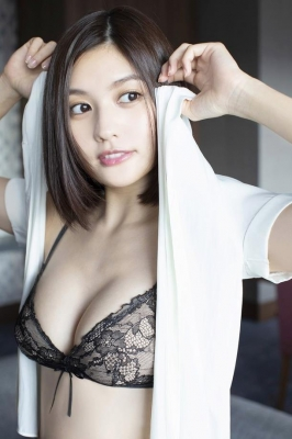 Yume Hayashi swimsuit bikini gravure Amazing proportions are the ideal type for girls 2021033