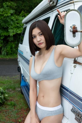 Yume Hayashi swimsuit bikini gravure Amazing proportions are the ideal type for girls 2021037