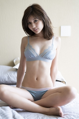Yume Hayashi swimsuit bikini gravure Amazing proportions are the ideal type for girls 2021042