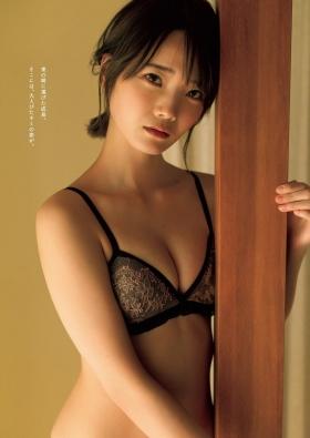 Hika Shintani Swimsuit Bikini Gravure Cute Genius 2021004