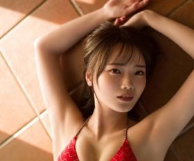 Hika Shintani Swimsuit Bikini Gravure Cute Genius 2021014
