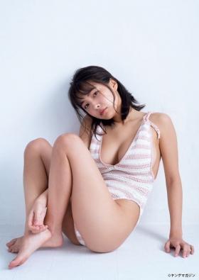 Rio Teramoto swimsuit bikini gravure From girl to adult003