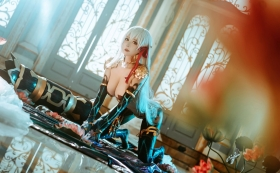 Swimsuit Bikini Gravure Kama FateGrand Order FateGrand Order Bunny Girl Cosplay004