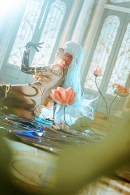 Swimsuit Bikini Gravure Kama FateGrand Order FateGrand Order Bunny Girl Cosplay009