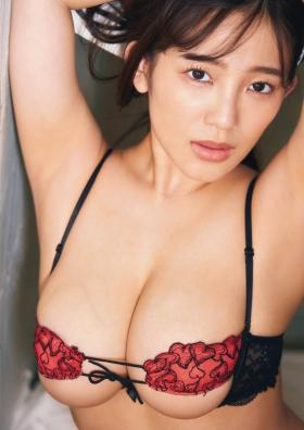 Jun Amagi Swimsuit Bikini Gravure Big Tits Angel Descending 2021002