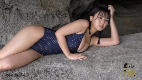 Aika Sawaguchi Swimsuit bikini gravure High school graduation this spring 2021010