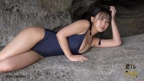 Aika Sawaguchi Swimsuit bikini gravure High school graduation this spring 2021011