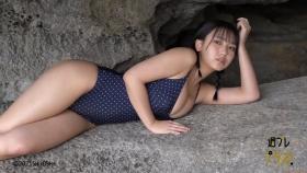 Aika Sawaguchi Swimsuit bikini gravure High school graduation this spring 2021013