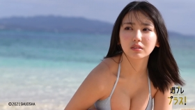 Aika Sawaguchi Swimsuit bikini gravure High school graduation this spring 2021030
