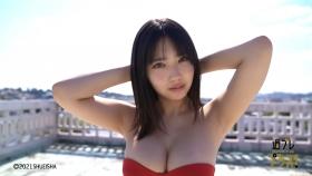 Aika Sawaguchi Swimsuit bikini gravure High school graduation this spring 2021050