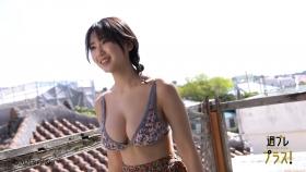 Aika Sawaguchi Swimsuit bikini gravure High school graduation this spring 2021056