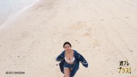 Aika Sawaguchi Swimsuit bikini gravure High school graduation this spring 2021071
