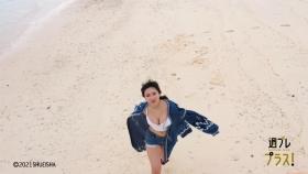 Aika Sawaguchi Swimsuit bikini gravure High school graduation this spring 2021072