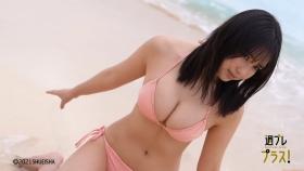 Aika Sawaguchi Swimsuit bikini gravure High school graduation this spring 2021089