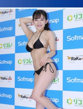 Jun Amagi Swimsuit Bikini Gravure Ive never seen such big tits before003