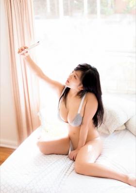 Jun Amagi Swimsuit Bikini Gravure Ive never seen such big tits before010