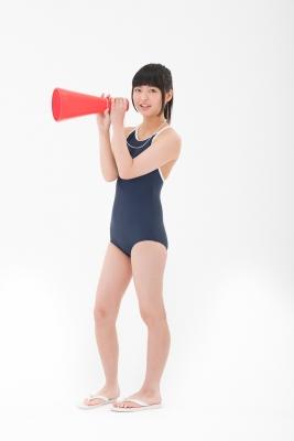 Yuka Himekawa School swimsuit gravure002