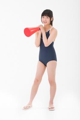 Yuka Himekawa School swimsuit gravure008