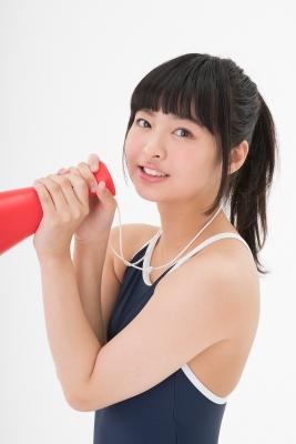 Yuka Himekawa School swimsuit gravure010