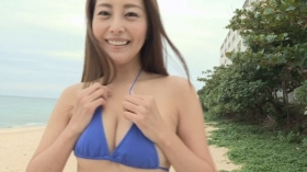 Asami Kumakiri Swimsuit Bikini Gravure She provokes you with her eyes bewitching shot 2021016