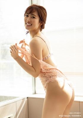 Kazusa Okuyama Swimsuit Bikini Gravure Evolving Beauty God 2021012