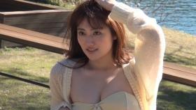 Kazusa Okuyama swimsuit bikini gravure Actress No1 slender BODY announces spring 2021047