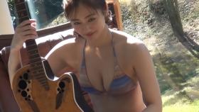 Kazusa Okuyama swimsuit bikini gravure Actress No1 slender BODY announces spring 2021089