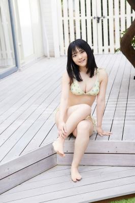 Ayumu Okada Swimsuit Bikini Gravure Not Only Cute Vol2 2021008