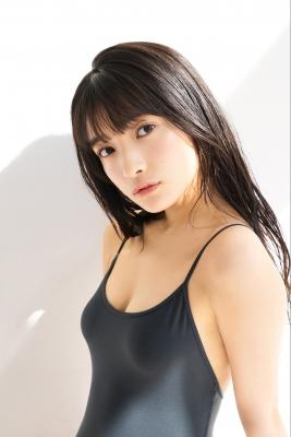 Airi Hiruta swimsuit bikini gravure hampered beautiful girl 2021020