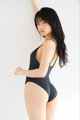 Airi Hiruta swimsuit bikini gravure hampered beautiful girl 2021023