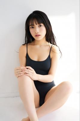 Airi Hiruta swimsuit bikini gravure hampered beautiful girl 2021025