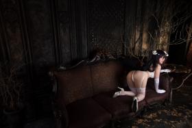 Swimsuit underwear gravure media saint pure succubus dreams a covetous dream cosplay010