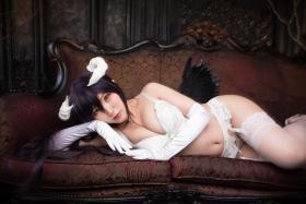 Swimsuit underwear gravure media saint pure succubus dreams a covetous dream cosplay025