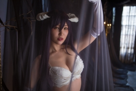 Swimsuit underwear gravure media saint pure succubus dreams a covetous dream cosplay032