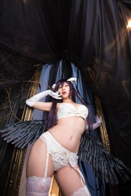 Swimsuit underwear gravure media saint pure succubus dreams a covetous dream cosplay035