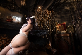 Swimsuit underwear gravure media saint pure succubus dreams a covetous dream cosplay051