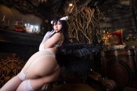 Swimsuit underwear gravure media saint pure succubus dreams a covetous dream cosplay053