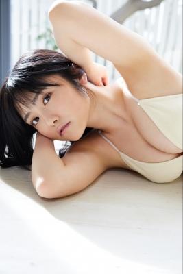 Ayumu Okada Swimsuit Bikini Gravure Not Just Cute Vol3 2021010
