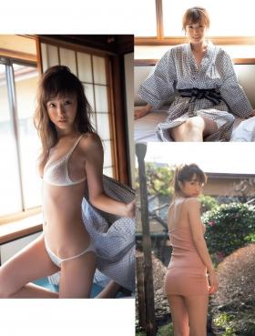 Risa Kudo Swimsuit Underwear Gravure Legendary Goddess Descending 2021002